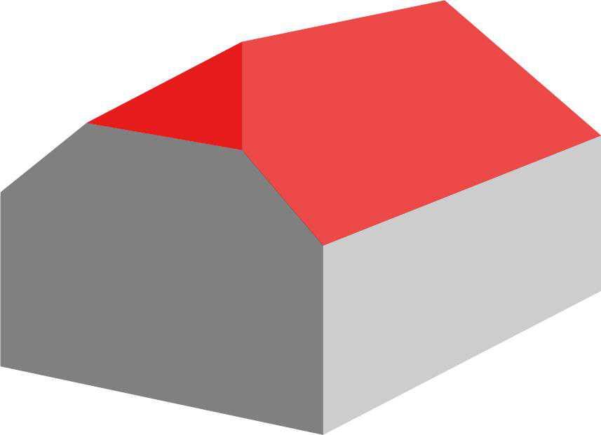 dachformen bersicht welches dach passt zu meinem haus. Black Bedroom Furniture Sets. Home Design Ideas