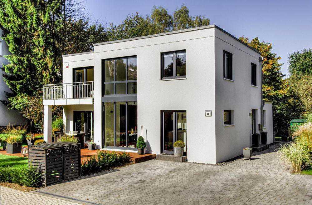 Stadtvilla Bauen Vor Und Nachteile In Der Ubersicht