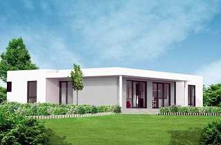 bungalow bauen vor und nachteile in der bersicht. Black Bedroom Furniture Sets. Home Design Ideas
